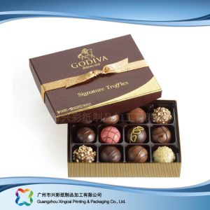 رفاهيّة [فلنتين] هبة يعبّئ صندوق لأنّ [جولر/] [كند/] شوكولاطة ([إكسك-فبك-018])