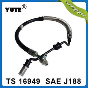 Black 3/8 SAE J188 da mangueira de direcção assistida para Peças Mazda