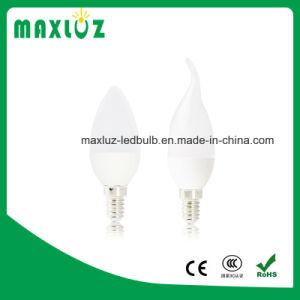 E14 E27 B22 chama de LED de 6 W homologada com 110V, 220V