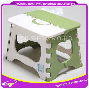 PP Taburete Plegable portátil de plástico molde de inyección