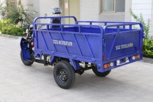 1台のトンの重いローディングの貨物三輪車か三輪車または3つの車輪のオートバイ