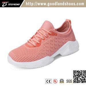 Seis cores da moda de varejo Flyknit sapatos de desporto para homens e mulheres 2270