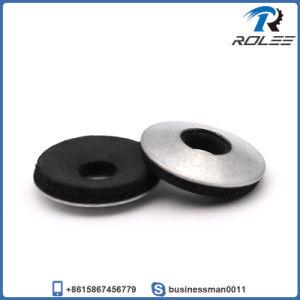 18-8/métal en acier inoxydable 304 collé la rondelle d'étanchéité