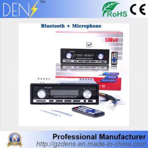 60WX4 coche reproductor de MP3 Bluetooth radio FM estéreo