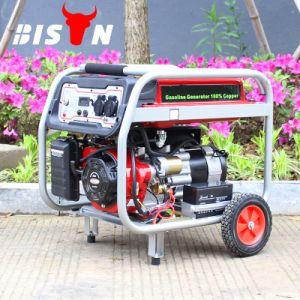 Bison (Chine) BS2500E Le fil de cuivre prix d'usine générateur à essence portable
