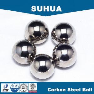 Sfera del acciaio al carbonio di alta precisione AISI1010 della fabbrica della Cina per le serrature