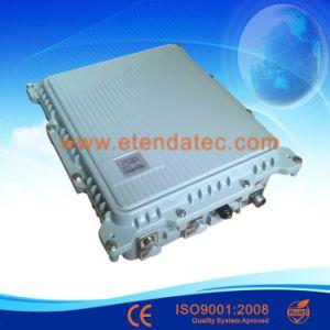 2W 85dB HulpRepeater van het Signaal van PCs 1900MHz rf de Mobiele