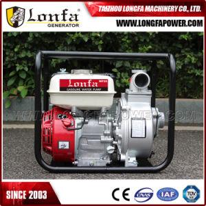2 pouces de 3pouce 5.5HP GX160 Honda Motobomba l'essence du moteur de pompe à eau