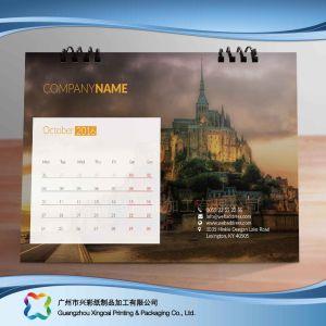 De creatieve Kalender van de Desktop voor de Gift van de Decoratie van de Levering van het Bureau (xc-stc-006)