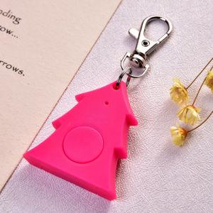 Елочные форму Smart ключ Finder Bluetooth 4.0 Tracker новогодние подарки мини Bluetooth-Tracker