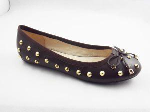 Nouveau style vestimentaire des femmes des chaussures plates (HCY03-176)