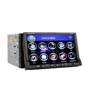Touch Screen 2 LÄRM Auto-DVD-Spieler des Zoll-D7 mit GPS-TV-Radio-Bluetooth-iPodV6000 Mutterboard436449-001AMD G6150 Chipset integrierte Grafiken, 2xUSB, 1x1394, 1xCard Leser, 1xSATA HDD<br /><br />Verpackung: Orignal Verpackung