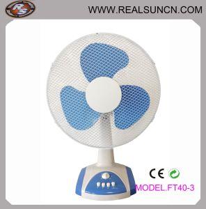16inch Desk/Table Fan mit Mesh Grill Ft40-3