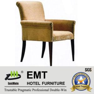 Chaise en bois de bon hôtel de vente dinant la chaise (EMT-HC40)