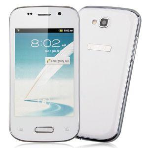 Mini 7562 3,5 polegadas tela Capacidade Android Market 4.0 Smart Cell Phone DUPLO SIM