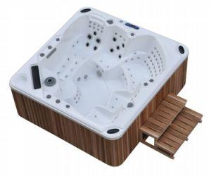 큰 King Seat People 6-7의 135 제트기 Hot Tub, Outdoor SPA (JCS-19)