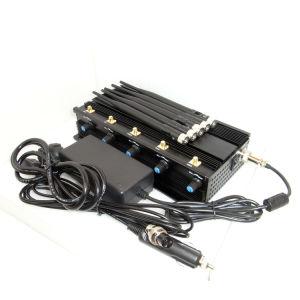 De Draadloze Video van de hoge Macht en de Stoorzender van de Desktop WiFi, de Verkoop van de Stoorzender van de Telefoon van de Cel bij GSM van de Stoorzender van het Signaal Blockers