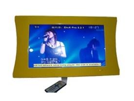 선수 (SY-022)를 광고하는 22inch 벽 설치 LCD