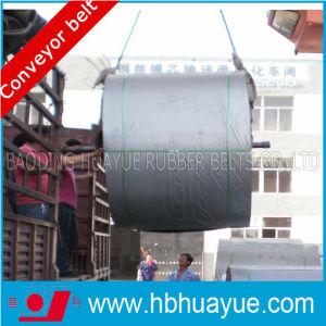 Nastro trasportatore di gomma di estrazione mineraria Ep/Polyester