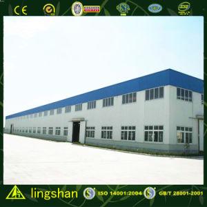Высокопрочное Pre проектируя здание стальной структуры--Ls235