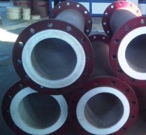 Conduttura d'acciaio allineata di ceramica resistente all'uso dell'abrasione