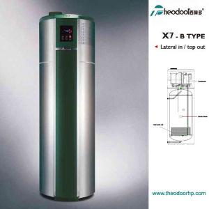 Pompa de Calor Aire-agua Residencial