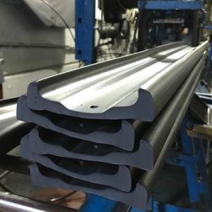 Striscia di gomma materiale della guarnizione dell'espulsione del silicone per il portello