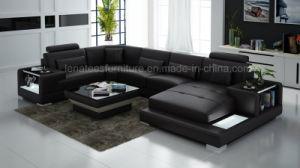 Mobilia del salone di disegno moderno di alta qualità G8023 con l'indicatore luminoso del LED ed il disegno di memoria