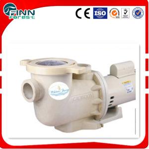2-7.5 Alta bomba eléctrica del filtro de la piscina de la presión del oscurecimiento del uno mismo del flujo del HP usada para la piscina del BALNEARIO de la piscina