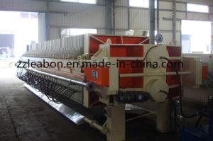 Automatische entwässernmembranen-Filterpresse
