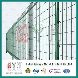 Brcのパネルの塀の鉄の金網または安全壁の上ロール上の塀