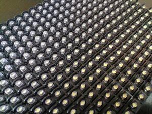 Открытый красный светодиодный модуль LED доски