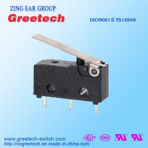 Kleine Stofdichte Mini Micro- die Schakelaar in AutoIndustrie wordt gebruikt