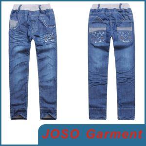 De Jeans van de Kinderen van het Denim van de Jongen van de baby (JC8003)