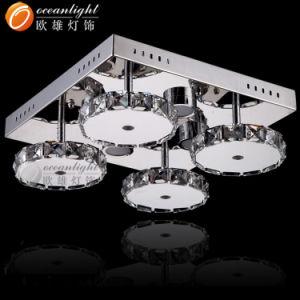 Deckenleuchte Kristalldes decken-Lampen-moderne Quadrat-LED