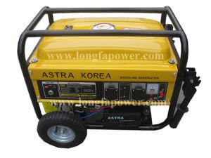 Corea Astra 6.5kw Generador Portátil con CE Soncap en venta