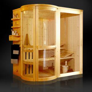 2015 تصميم جديد داخليّة رفاهية تدليك أحد شخص [سونا] غرفة ([سر1ق002])