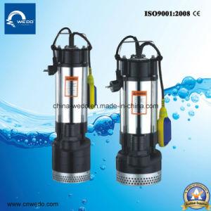 En varias etapas de la serie de spa de aguas residuales sumergible bomba de agua eléctrica