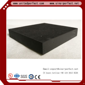 Venta caliente de la Junta de techo de fibra de vidrio negro