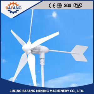 beweglicher Miniwind-Turbine-Generator 5 Schaufel-400W für heißen Verkauf