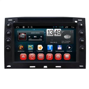 Doppio BACCANO in Car DVD GPS Navigation System per Renault Megane
