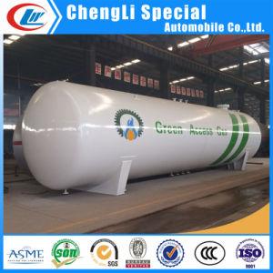 大きいボリューム120cbm 120000liters満ちるシリンダーのためのガスタンクLPGタンクを調理する60トン