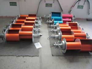 3KW AC 120V trifásico gerador da turbina eólica de eixo vertical