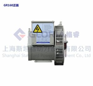 6.5kw Gr160A Stamford Type Brushless Alternator für Generator Sets