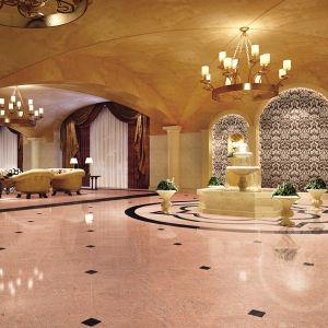 Китай многоцветные гранитные полированные остеклованные фарфора плитками на полу