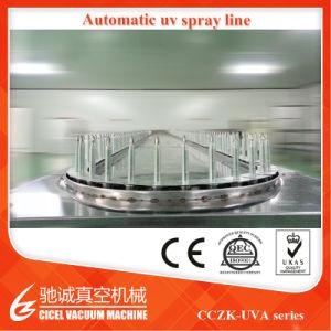 Vuoto UV che metallizza la macchina automatica di vuoto della macchina