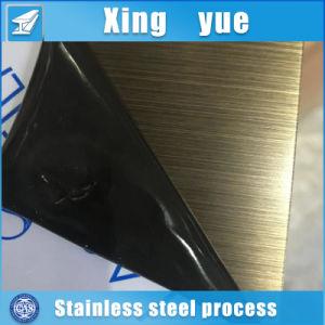 Acero inoxidable 304 de la placa de dibujo de la placa de acero inoxidable laminado en caliente