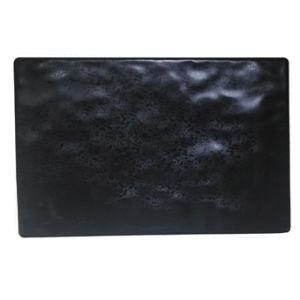 La mélamine fini mat vaisselle/Rectangle/la plaque de la plaque de mélamine (IW13929-13)