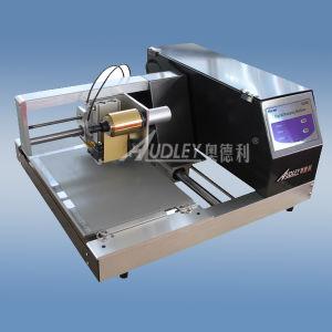 Leather, Name Card 및 Paper를 위한 평상형 트레일러 Digital Hot Foil Printing Machine