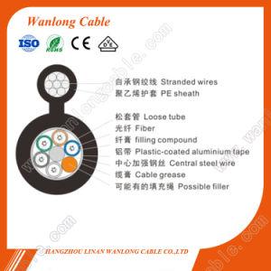 Для использования вне помещений Gytc8A на рис. 8 накладных расходов на поддержку оптоволоконный кабель один спасательный жилет